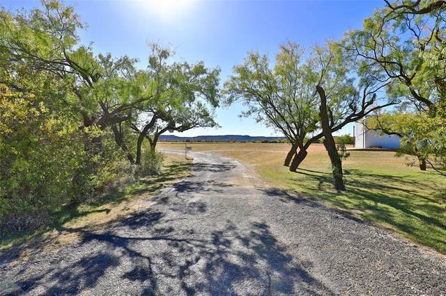 317 Mcgeehee Road, Abilene, TX 79606 (MLS #14469722) :: The Mauelshagen Group