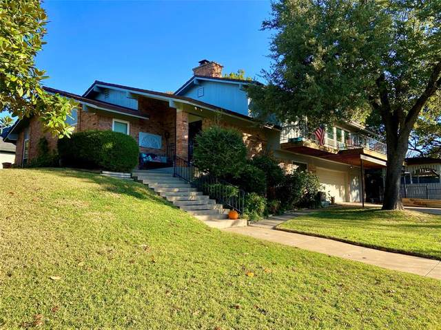 7721 Westwind Drive, Fort Worth, TX 76179 (MLS #14469726) :: Potts Realty Group
