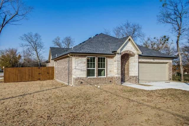 4118 Washington Street, Greenville, TX 75401 (MLS #14469737) :: EXIT Realty Elite