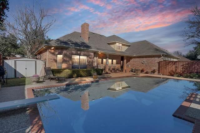 906 Wellington Drive, Duncanville, TX 75137 (MLS #14469739) :: The Mauelshagen Group