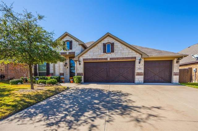 827 Silverthorne Drive, Burleson, TX 76028 (MLS #14469828) :: Real Estate By Design