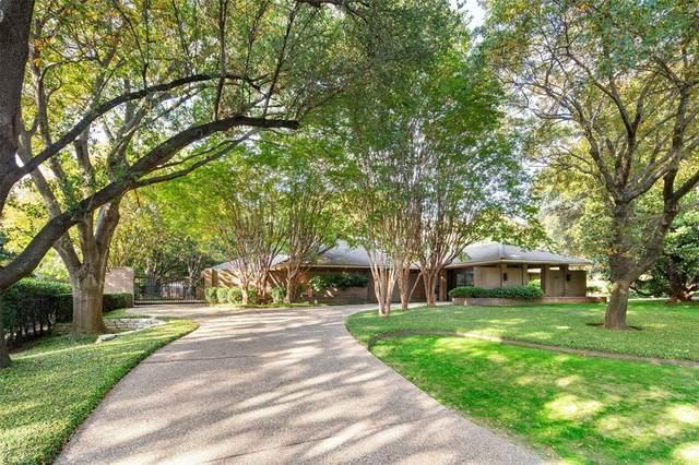 5905 Steuben Court, Dallas, TX 75248 (MLS #14469847) :: Hargrove Realty Group