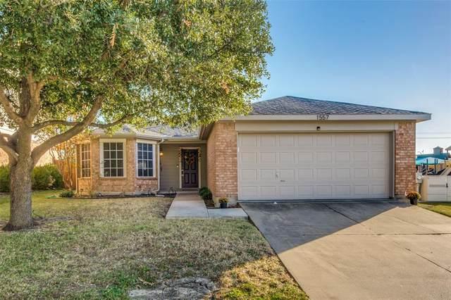 1557 Crown View Drive, Little Elm, TX 75068 (MLS #14469886) :: The Kimberly Davis Group