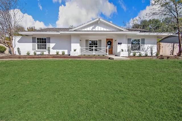 3428 Denbury Drive, Fort Worth, TX 76133 (MLS #14469895) :: Real Estate By Design