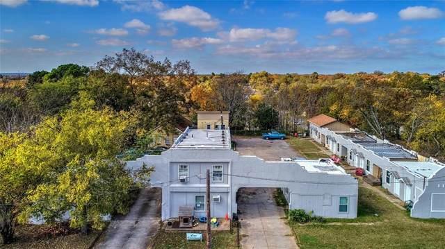 1103 S Armstrong Avenue, Denison, TX 75020 (MLS #14469909) :: Frankie Arthur Real Estate