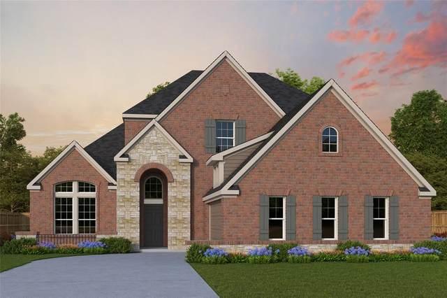 3204 Julian Street, Mansfield, TX 76063 (MLS #14469912) :: The Hornburg Real Estate Group