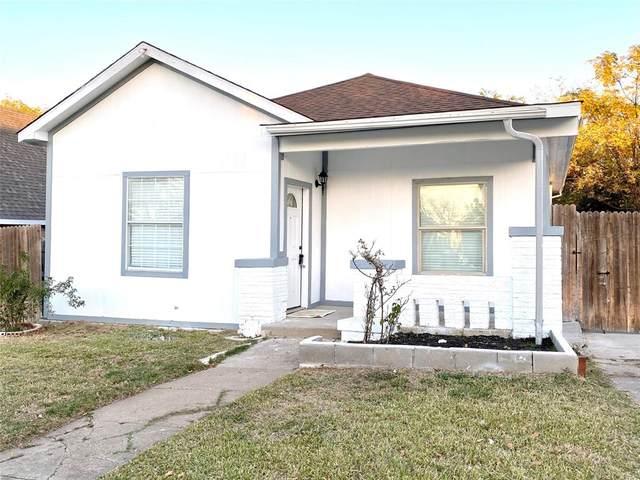 1329 New York Avenue, Fort Worth, TX 76104 (MLS #14469961) :: The Heyl Group at Keller Williams