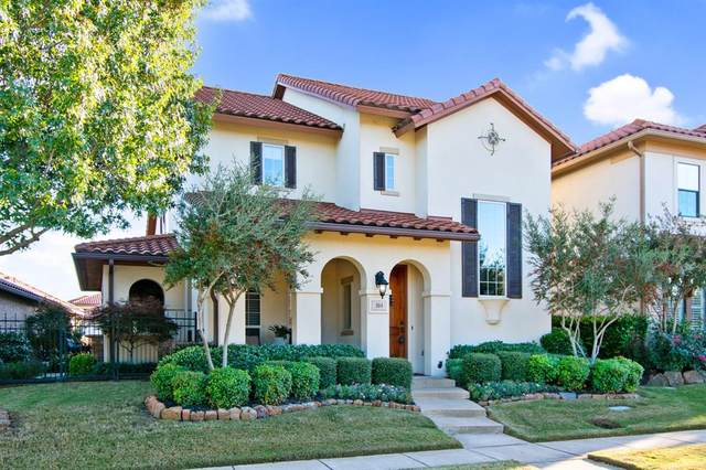 104 Frio Drive, Irving, TX 75039 (MLS #14469995) :: Real Estate By Design