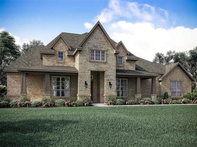 110 Marcey Lane, Maypearl, TX 76064 (MLS #14470012) :: All Cities USA Realty