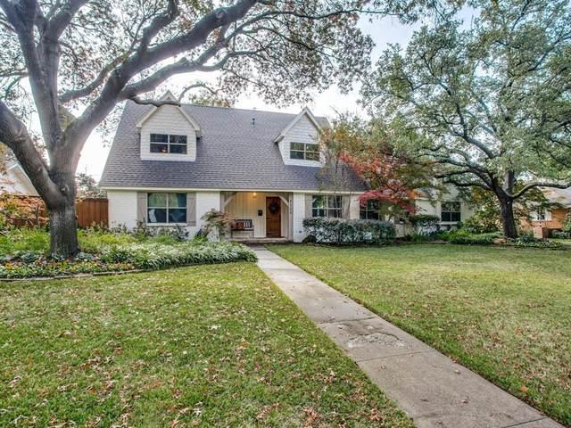 4132 Hockaday Drive, Dallas, TX 75229 (MLS #14470044) :: The Paula Jones Team | RE/MAX of Abilene