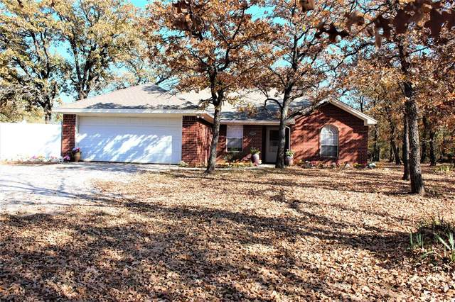 348 County Road 1643, Chico, TX 76431 (MLS #14470073) :: The Kimberly Davis Group