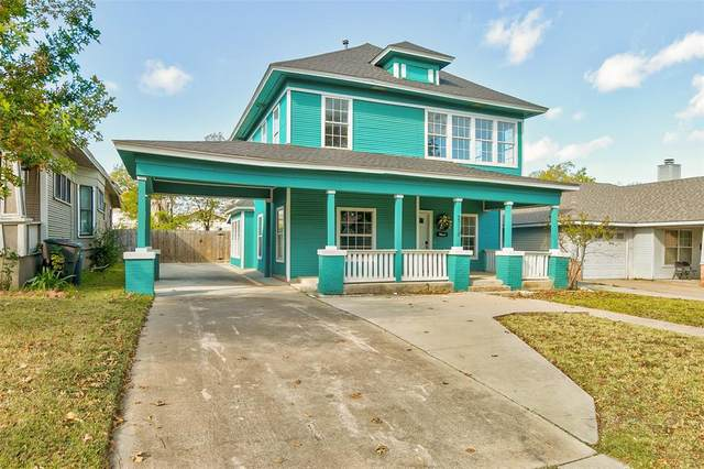 2718 S Jennings Avenue, Fort Worth, TX 76110 (MLS #14470132) :: Real Estate By Design
