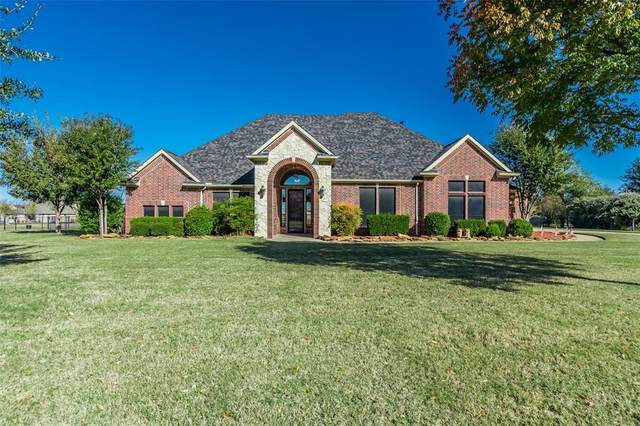 2990 Forest Drive, Celina, TX 75009 (MLS #14470152) :: The Kimberly Davis Group