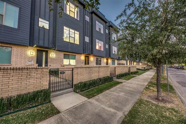 3022 Zenia Drive, Dallas, TX 75204 (MLS #14470189) :: Robbins Real Estate Group