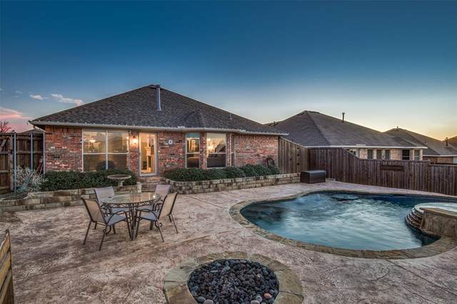 418 Dartmoor Drive, Celina, TX 75009 (MLS #14470190) :: The Kimberly Davis Group