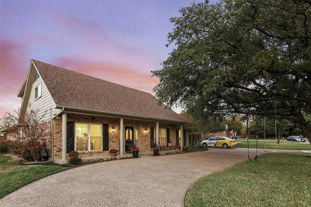 3205 Rolling Knoll Drive, Farmers Branch, TX 75234 (MLS #14470216) :: The Paula Jones Team | RE/MAX of Abilene