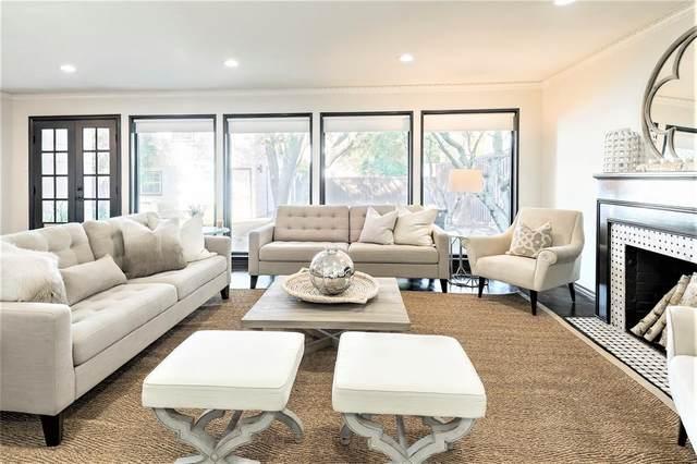 3804 Stanford Avenue, University Park, TX 75225 (MLS #14470240) :: Potts Realty Group