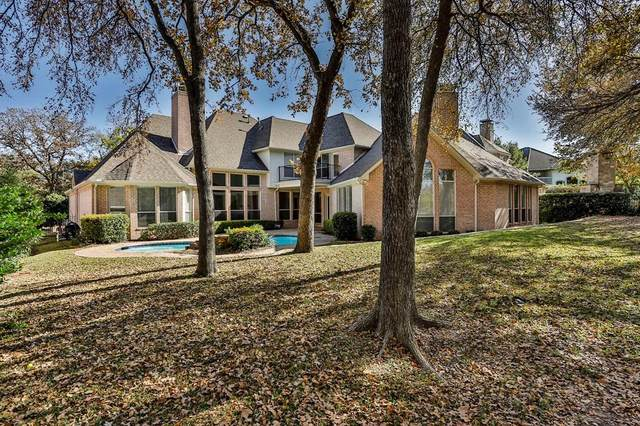 4409 Crown Knoll Circle, Flower Mound, TX 75028 (MLS #14470246) :: HergGroup Dallas-Fort Worth