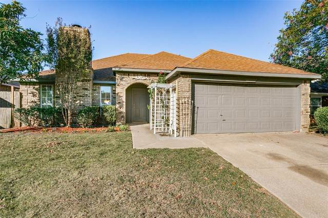 2702 Amberton Place, Euless, TX 76040 (MLS #14470267) :: Keller Williams Realty
