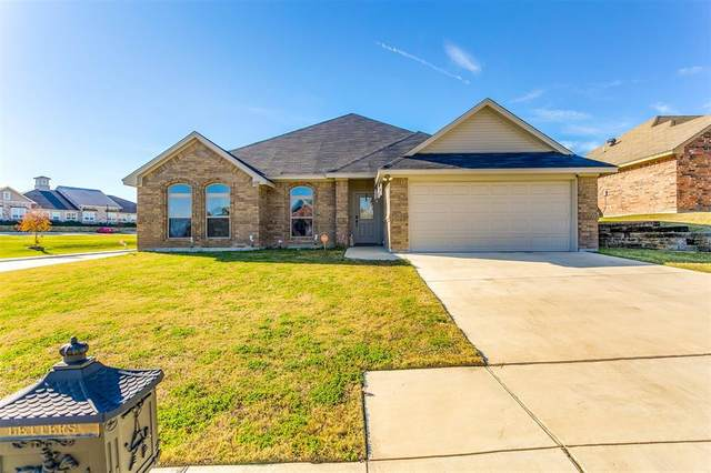 1258 Newcastle Drive, Weatherford, TX 76086 (MLS #14470271) :: Trinity Premier Properties