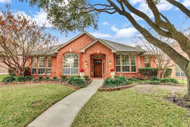 1304 Placer Drive, Allen, TX 75013 (MLS #14470389) :: Premier Properties Group of Keller Williams Realty