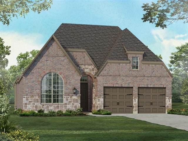 1020 Gentle Knoll Lane, Prosper, TX 75078 (MLS #14470392) :: The Kimberly Davis Group