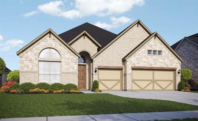 1284 Bentley Boulevard, Fort Worth, TX 76052 (MLS #14470481) :: The Mauelshagen Group