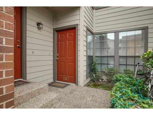 5100 Verde Valley Lane #167, Dallas, TX 75254 (MLS #14470503) :: Team Tiller