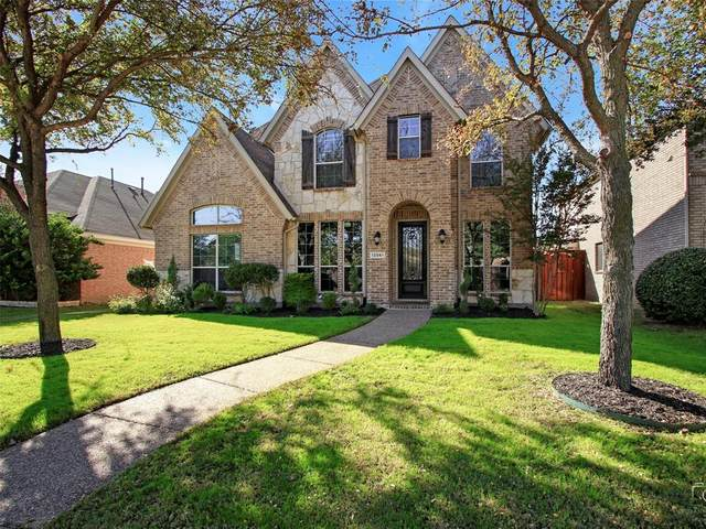 12561 Red Hawk Drive, Frisco, TX 75033 (MLS #14470518) :: Real Estate By Design