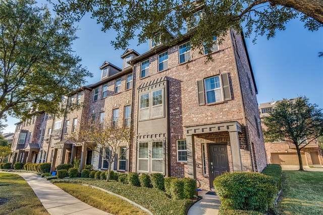 3940 Amberwood Drive, Addison, TX 75001 (MLS #14470554) :: The Hornburg Real Estate Group