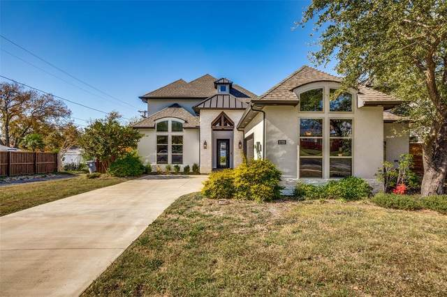 3733 Juniper Drive, Dallas, TX 75220 (MLS #14470573) :: Keller Williams Realty