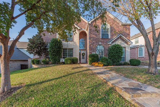 3413 Falken Court, Highland Village, TX 75077 (MLS #14470576) :: Real Estate By Design