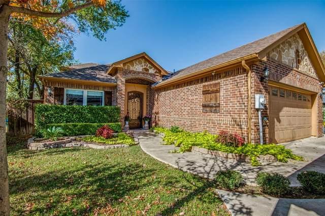 115 S Tillery Avenue, Dallas, TX 75221 (MLS #14470605) :: Real Estate By Design