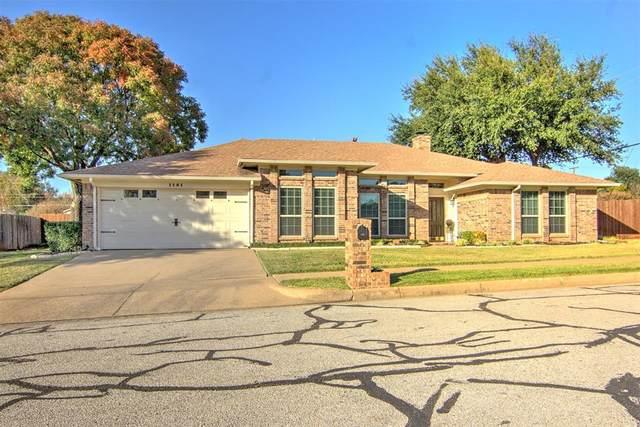 1141 Woodvale Drive, Bedford, TX 76021 (MLS #14470710) :: The Paula Jones Team | RE/MAX of Abilene