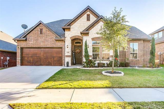 15109 Roderick Road, Aledo, TX 76008 (MLS #14470721) :: The Tierny Jordan Network