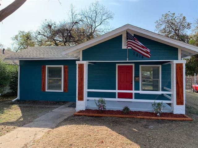 2814 Wilkinson Avenue, Fort Worth, TX 76103 (MLS #14470813) :: The Heyl Group at Keller Williams