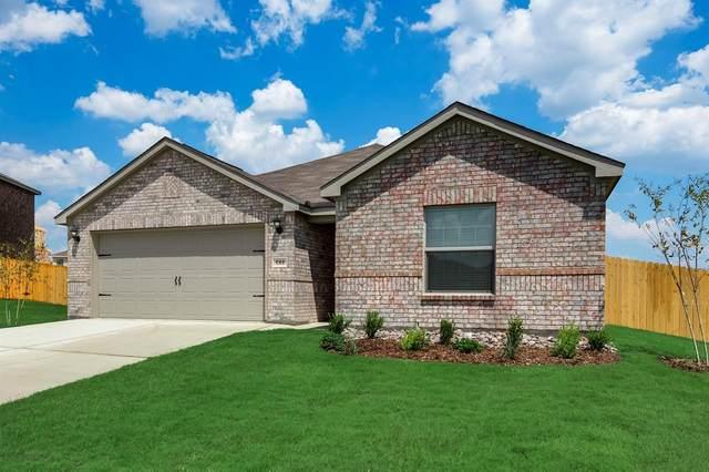 112 Bovine Drive, Newark, TX 76071 (MLS #14470918) :: Trinity Premier Properties