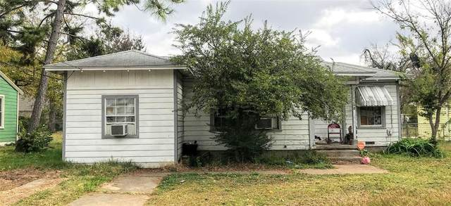 1308 Oliver Street, Weatherford, TX 76086 (MLS #14471014) :: The Kimberly Davis Group