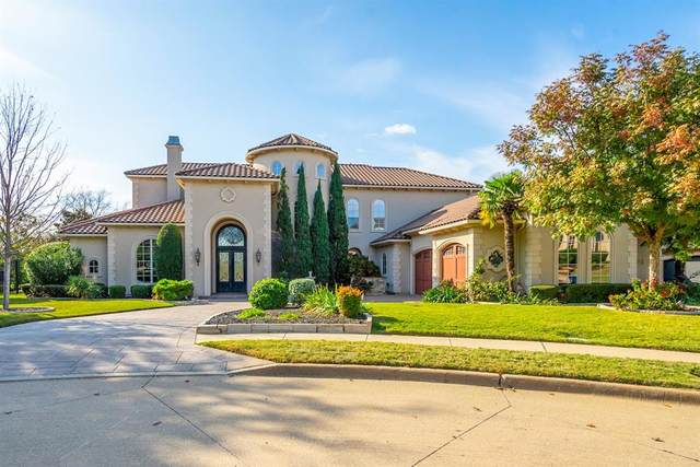 4901 Buena Vista Drive, Frisco, TX 75034 (MLS #14471031) :: The Kimberly Davis Group