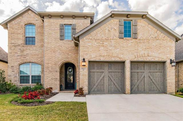 1812 Silverton Drive, Lantana, TX 76226 (MLS #14471063) :: Real Estate By Design