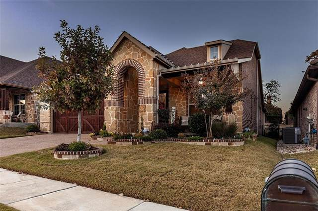2917 Bella Lago Drive, Denton, TX 76210 (MLS #14471103) :: Real Estate By Design