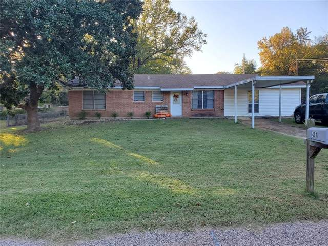 401 S Pecan Street, White Oak, TX 75693 (MLS #14471191) :: Real Estate By Design