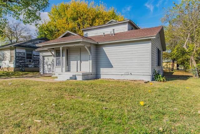 4233 Lorin Avenue, Fort Worth, TX 76105 (MLS #14471248) :: The Heyl Group at Keller Williams