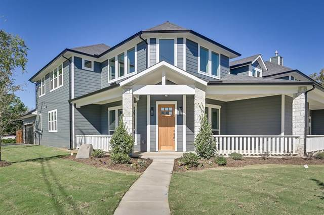 310 S Second Avenue, Mansfield, TX 76063 (MLS #14471308) :: Premier Properties Group of Keller Williams Realty