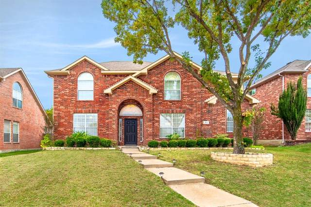 213 Chaparral Drive, Sunnyvale, TX 75182 (MLS #14471392) :: Premier Properties Group of Keller Williams Realty