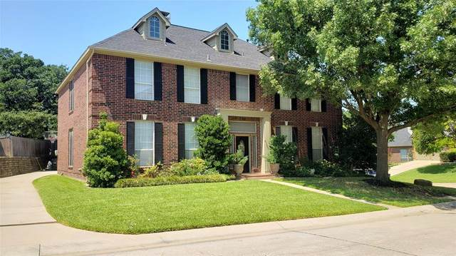 2505 Woodside Drive, Highland Village, TX 75077 (MLS #14471440) :: Real Estate By Design