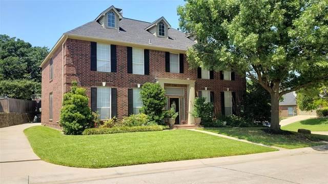 2505 Woodside Drive, Highland Village, TX 75077 (MLS #14471440) :: The Rhodes Team