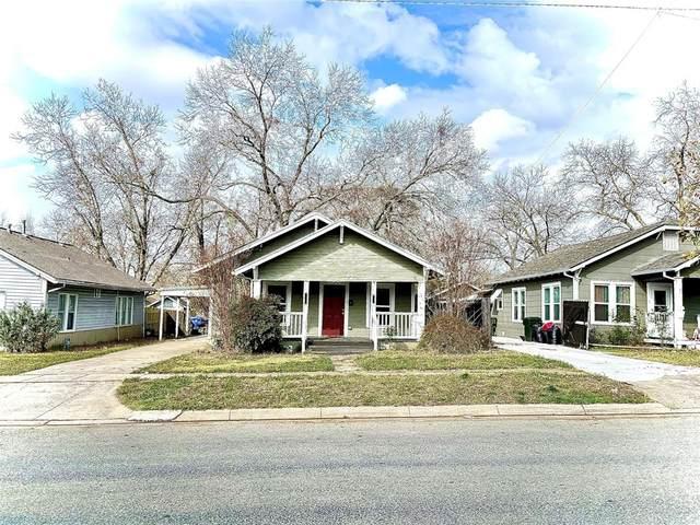 1715 E Pecan Street, Sherman, TX 75090 (MLS #14471483) :: Premier Properties Group of Keller Williams Realty