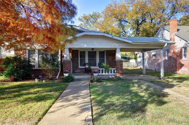 2525 Marigold Avenue, Fort Worth, TX 76111 (MLS #14471495) :: Potts Realty Group