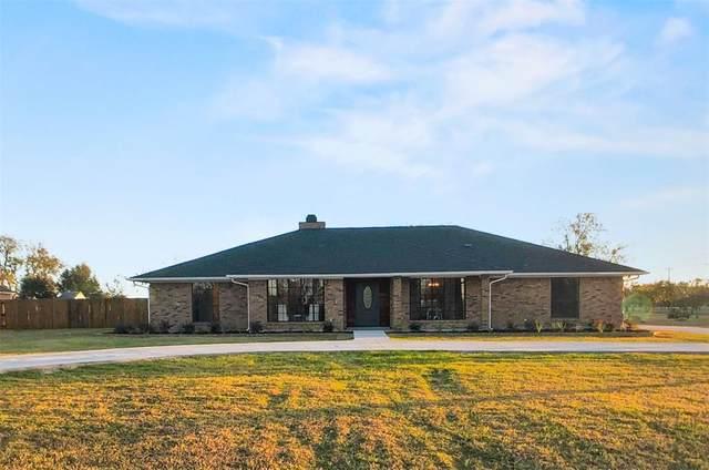 3417 Morfeld Drive, Crowley, TX 76036 (MLS #14471540) :: The Kimberly Davis Group